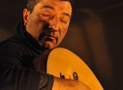 An interview with Aleppine composer and Oud player Fawaz Baker